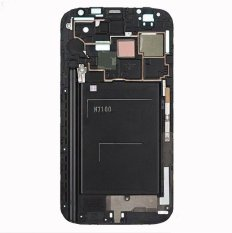 OEM LCD Display Frame untuk Samsung Galaxy Note 2 II N7100-Intl