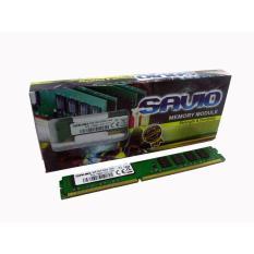 Spesifikasi Savio Ram Pc Ddr3 4Gb Pc 10600 1333Mhz Bagus