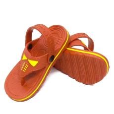OFASHION Sandal Jepit Anak RE-182 Dulux Alas Kaki Flip Flops Anak Merah