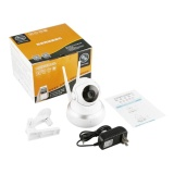 Promo Oh 1080 P Keamanan Rumah Hd Ip Camera Wireless Smart Wifi Monitor Audio Cctv Camera Putih Intl Akhir Tahun