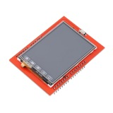 Jual O 2 4 Inci Tft Soket Lcd Panel Sentuh Perisai Sd Modul For Arduino Uno R3 Not Specified
