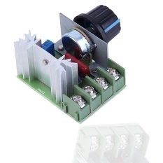 Tips Beli Oh 2000 Watt 220 V Scr Kontrol Kecepatan Elektronik Kontrol Modul Regulator Tegangan Yang Bagus