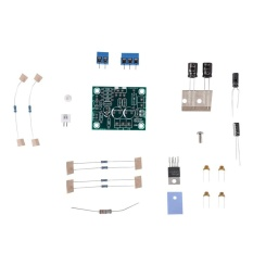 Harga Oh 20 W Lm1875T Mono Channel Stereo Audio Hifi Amplifier Board Modul Diy Kit Intl New