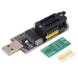 Jual O 25 Spi Seri 24 Eeprom Ch341A Lcd Lcd Usb Flash Penulis Routing Program Hitam Kuning Murah
