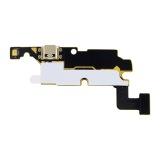 Model O Konektor Port Pengisian Pita Kabel Fleksibel Untuk Samsung Galaxy Note I9220 N7000 Terbaru