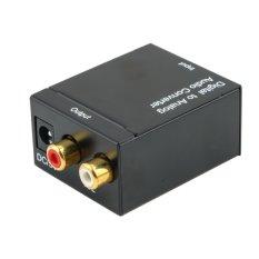 Katalog Oh Digital Optical Coaxial Toslink Untuk Sinyal Analog Konverter Audio Usb Rca Oem Terbaru