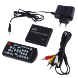 Jual Oh Mini Full 1080 P Hd Media Player Kotak Mpeg Mkv H 264 Hdmi Av Usb Remote Ue Plug Oem Original