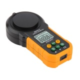 Harga Mastech Ms6612 Digital Luxmeter 200 000 Lux Light Meter Test Spectra Auto Range Black Orange Original
