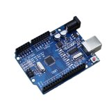Review Tentang Oh Baru Atmega328P Ch340G Uno R3 Papan And Kabel Usb For Arduino Diseduh Sendiri Internasional