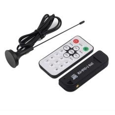 Oh RTL2832U + R820T DVB-T USB Penala Pesawat Penerima TV Digital Dukungan F, Laptop PC Sdr Yang
