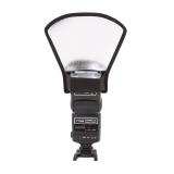 Top 10 Oh Universal Flash Penyebar Softbox Perak Reflektor For Speedlite Fotografi Perak Putih Online