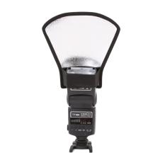 Harga Oh Universal Flash Penyebar Softbox Perak Reflektor For Speedlite Fotografi Perak Putih Baru Murah