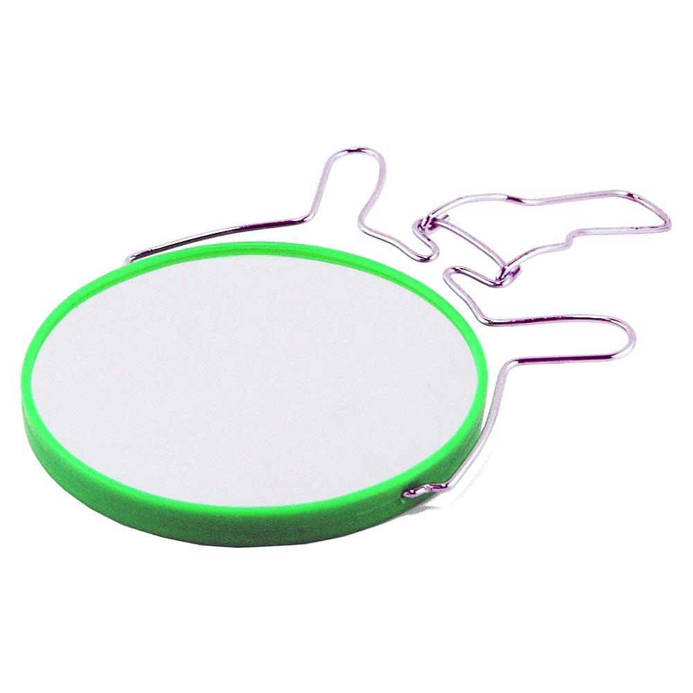 OHOME Cermin MS-6-P Mirror 2 Sisi Diameter 14 CM - Hijau