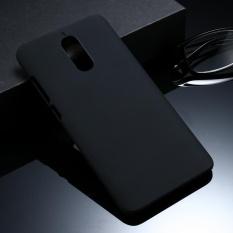 Minyak Berlapis Karet Kasus Telepon untuk Huawei Mate 9 Pro Mate 9 Porsche Design 5.5 Inch Meliputi Phone Back Plastik Telepon Matte Case Bag Perumahan Protector Shell Hood-Intl