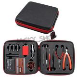 Review Coil Master Kit Vape Vapor Tool V2 Peralatan Modifikasi Vape Black