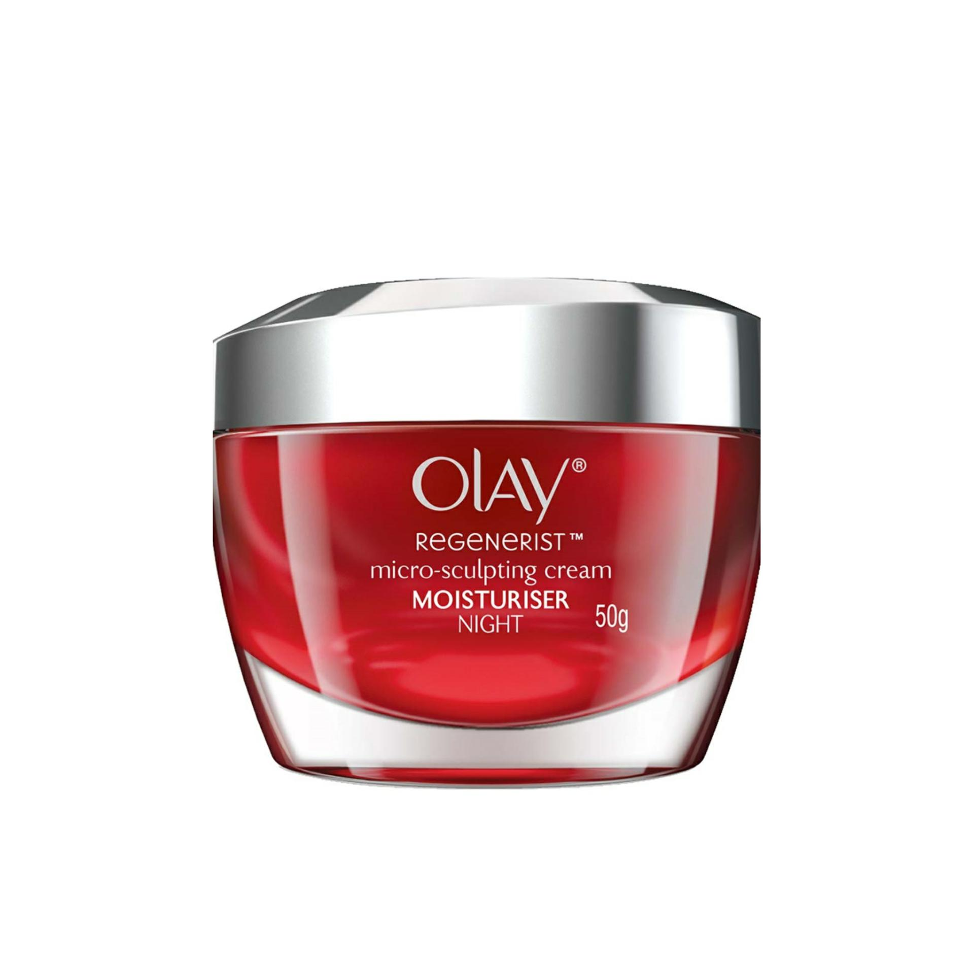 Olay Regenerist Micro Sculpting Night Cream 50G Di Indonesia