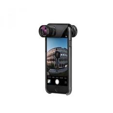 Olloclip-Ollo Case untuk iPhone 8 PLUS & iPhone 7 Plus-(Case Saja) Warna: bening-Internasional