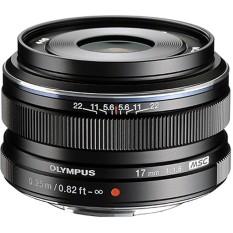 Olympus M.Zuiko Digital 17mm f/1.8 Lens - Hitam