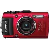 Beli Olympus Stylus Tough Tg 4 16Mp Digital Camera Red Full Hd Wifi Gps Waterproof Intl Dengan Kartu Kredit