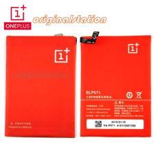 One Plus Baterai Blp 571 Berkapasitas 3020 Mah Models Internal Battery Original One Plus Diskon 30