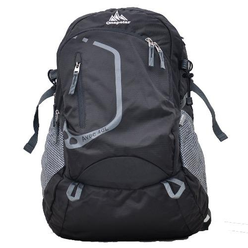 Review Toko One Polar Tas Ransel Laptop Hiking 1315 Hitam Online