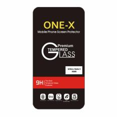 ONE-X 2.5D Rounded Tempered Glass for Infinix Note 2 X600 - Clear