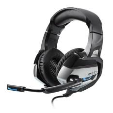 Jual Onikuma K5 Stereo Gaming Headset 2 2 M Kabel Led Light Bass Over Ear Headphone Dengan Mic Untuk Komputer Game Intl Termurah