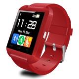 Beli Onix Cognos U Watch U8 Smartwatch Jam Tangan Pria Merah Red Dragon Asli