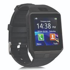 Spesifikasi Onix Cognos Zgpax Smartwatch U9 Dz09 Gsm Sim Card Strap Karet Tanpa Box Full Hitam Online