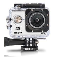 Onix XCOM X3 Action Camera 4K Ultra HD 16MP WIFI (Black)