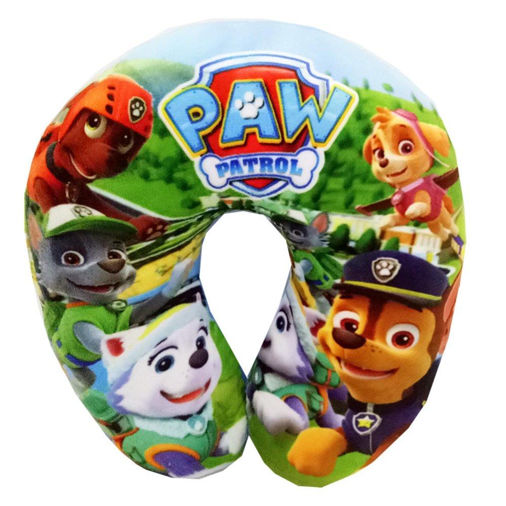Beli Onlan Bantal Leher Anak Motif Karakter Paw Patrol Blue Lengkap