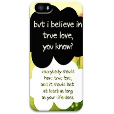 Online Designs fault in our stars on the TV PC Hard new iphone 5 case for girls cute - intl