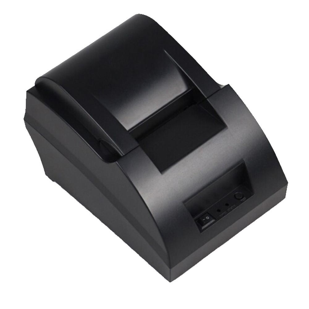 Beli Ooplm High Speed Usb Mini 58Mm Pos Thermal Receipt Bill Printer Dengan Roll Paper Intl Yang Bagus