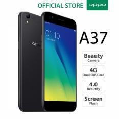OPPO A37 4G LTE - 2GB RAM / 16GB ROM