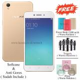Harga Oppo A37 Brighten Your Selfie Ram 2Gb Rom 16Gb 4G Gold Satu Set