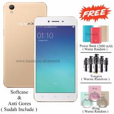 Jual Oppo A37 Brighten Your Selfie Ram 2Gb Rom 16Gb 4G Gold Oppo Branded
