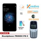 Harga Oppo A37 Garansi Resmi 2 16 Gb Black Free Handphone Prince Pc 5 Bisa Kredit Tanpa Kartu Kredit Dan Spesifikasinya