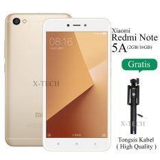 Xiaomi Redmi Note 5A - Ram 2GB - Rom 16GB - 4G LTE - Layar 5.5