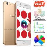 Jual Oppo A57 Unstoppable Selfies 32Gb Layar 5 5 Inch Fingerprint Gold Original