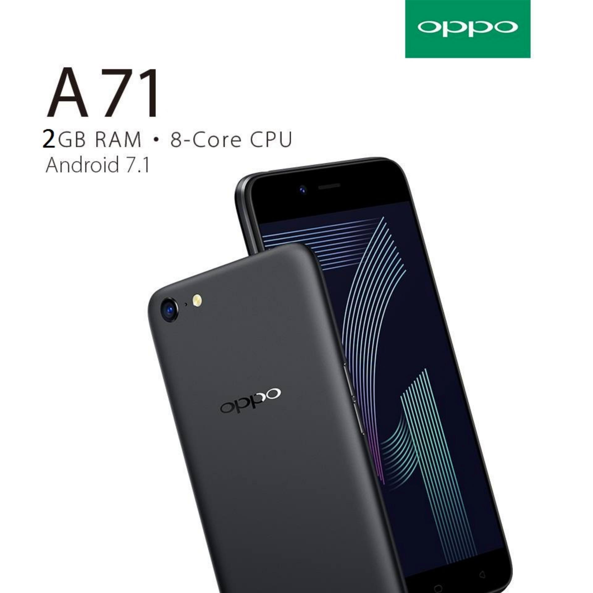 Harga Oppo A71 Android 7 1 Nougot 2 Gb Ram 16 Gb Rom Seken
