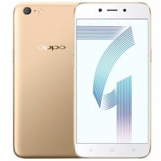 OPPO A71 - Gold [16 GB/2 GB]- Garansi Resmi OPPO