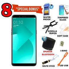 Oppo A83 3/32 GB - Black Garansi Resmi Free 8 Bonus Item Menarik Cash Dan Kredit