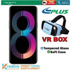 Oppo A83 3/32 GB - Black Plus VR BOX Cash & Kredit Tanpa Kartu Kredit