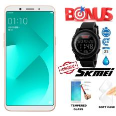 Oppo A83 3/32 GB - Gold Free SKMEI 1142A Cash Dan Kredit