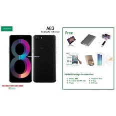OPPO A83 [3/32GB] + Free 6 Item Accessories