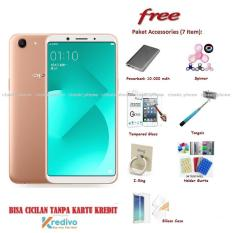 OPPO A83 [3/32GB] + Free 7 Item Accessories