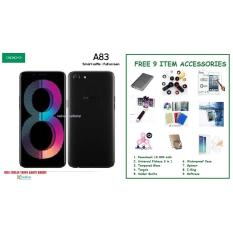 OPPO A83 [3/32GB] + FREE 9 ITEM ACCESSORIES