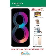 Oppo A83 Ram 3/32GB - Cicilan Tanpa Kartu Kredit - Bonus 4 Items