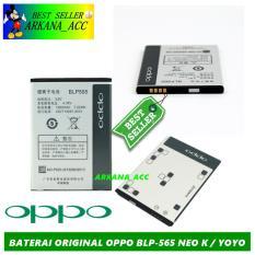 Oppo Baterai Battery Neo K Yoyo Blp565 Original Kapasitas 1900Mah Promo Beli 1 Gratis 1