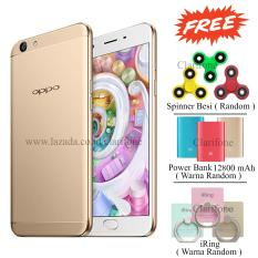 Oppo F1s - New Edition - Ram 4GB - Rom 64GB - Gold
